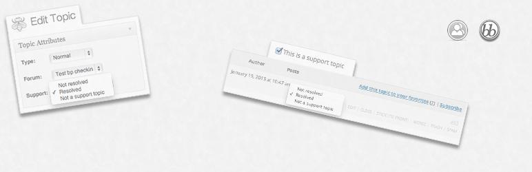 راه اندازی سیستم پشتیبانی بر مبنای BuddyPress یا bbPress