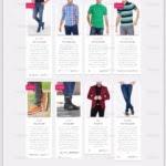 بخش فروشگاه قالب material design وردپرس hestia