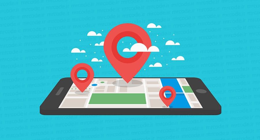 آموزش نمایش نقشه گوگل در وردپرس